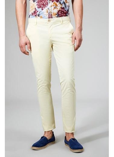 Avva Chino Pantolon Sarı